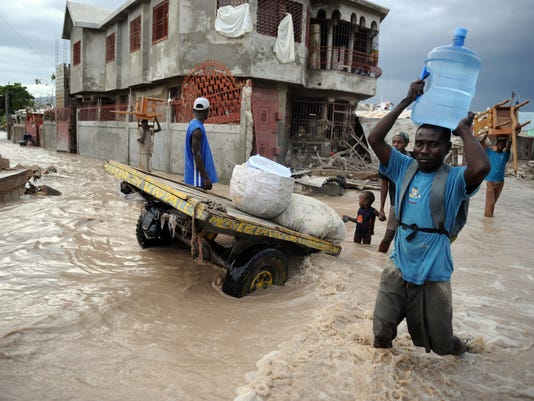 AFP HAITI-HURRICANE-IKE-FLOOD I DIS HTI -