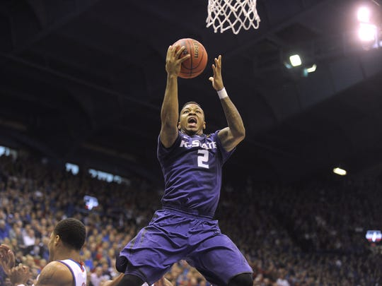 Ex-Kansas State guard Marcus Foster looks for a fresh