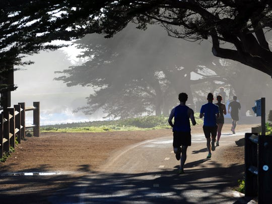 "Runners and walkers are welcome to three races at Marks Ranch this Saturday for the Big Sur Land Trust's inaugural ""Race for Open Space,"" including a 2.5-, 5- and 10-kilometer run around the open area."
