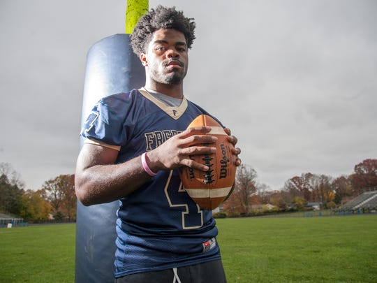 Freehold Boro's record-setting quarterback Ashante Worthy will try to lead the Colonials to a win Friday night at Brick in a NJSIAA Central Group IV semifinal.
