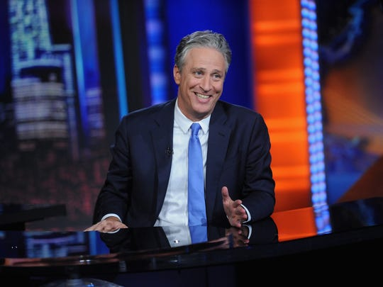 Jon Stewart consistently made news as host of 'The