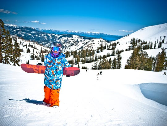 Squaw Valley Alpine Meadows was voted the best ski
