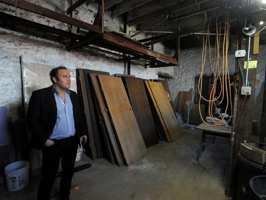 Andrew Kuehn Warehouse