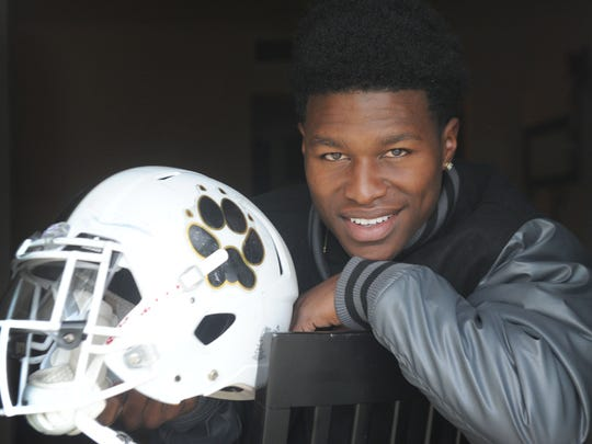 Defensive back/wide receiver Darnay Holmes helped Calabasas reach historic heights as a big part of back-to-back CIF title teams.