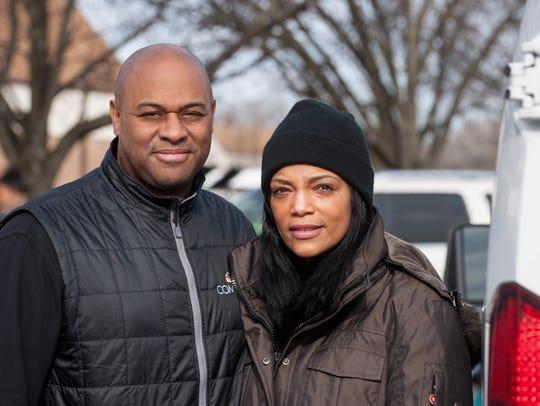 Reggie and Yvette Anderson