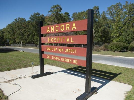 Ancora Psychiatric Hospital, Winslow Township (Camden County)