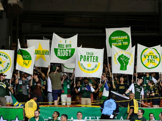 MLS: Portland Timbers at D.C. United