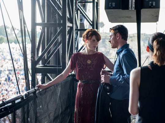 Florence Welch and Michael Fassbender's Cook meet up