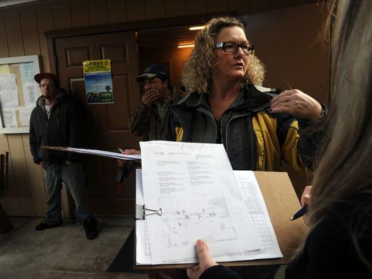 Betty Eskey, executive director of the Samaritan homeless center in Simi Valley.