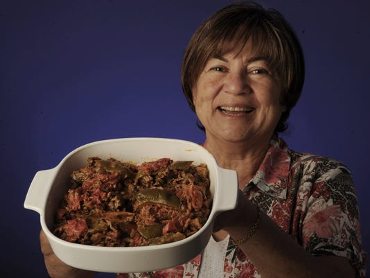 Cook du Jour: Vega Sankur 1