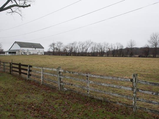 The state held a public hearing Monday on Virtua's plans to build a hospital on the site of the former Hogan Farm on Route 541 in Westampton. Virtua bought the property in 2013 for $10.6 million, and hopes to replace its 91-year-old Mount Holly facility.