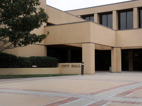 Simi Valley City Hall.