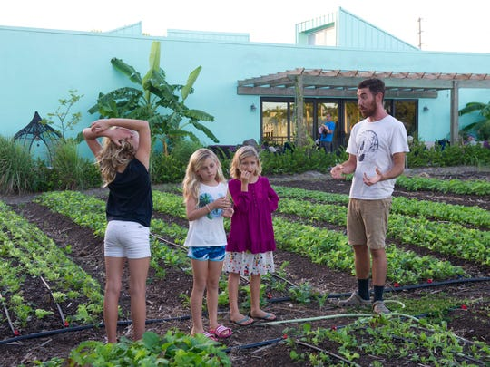 Ground Floor Farm hosts A Spring Festival this weekend.
