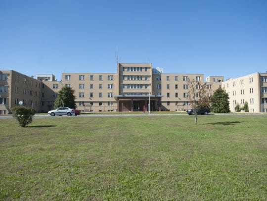 Ancora Psychiatric Hospital in Winslow Township, Camden
