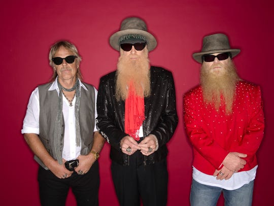 ZZ Top has been playing together for more than 40 years