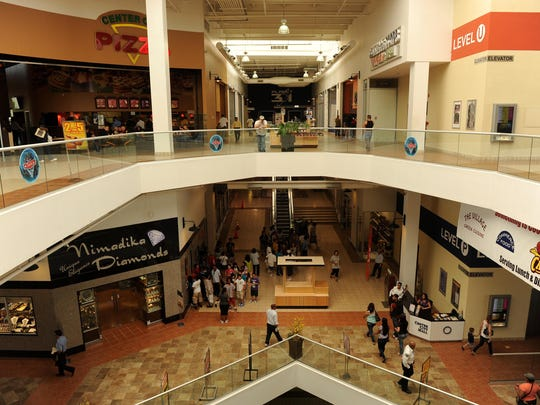 The tax credits could have been applied to a proposed soccer arena at Center City Mall.