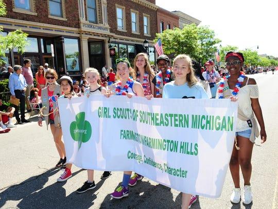 Farmington/Farmington Hills Girl Scouts of Southeastern