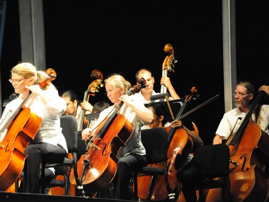The El Paso Symphony Orchestra will be featured at