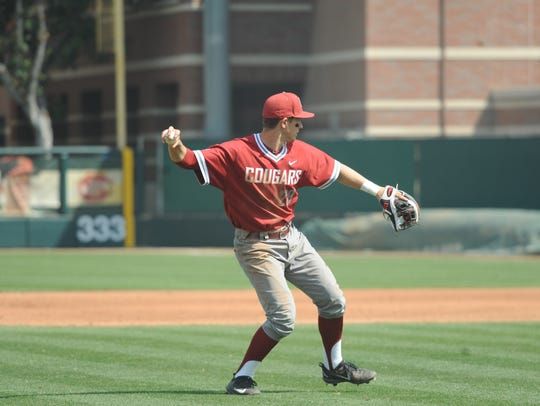 Shane Matheny, an Olympic High grad, was an All-Pac-12