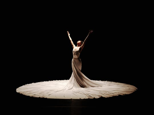 Jessica Lang Dance combines classical ballet with contemporary