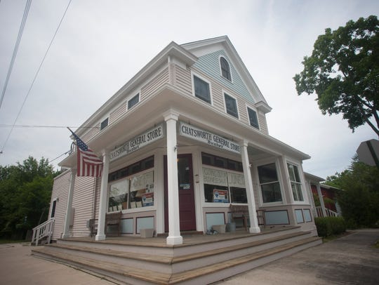 Buzby's Chatsworth General Store, which has closed