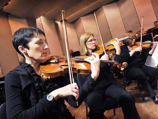 The Wichita Falls Symphony Orchestra is selling tickets