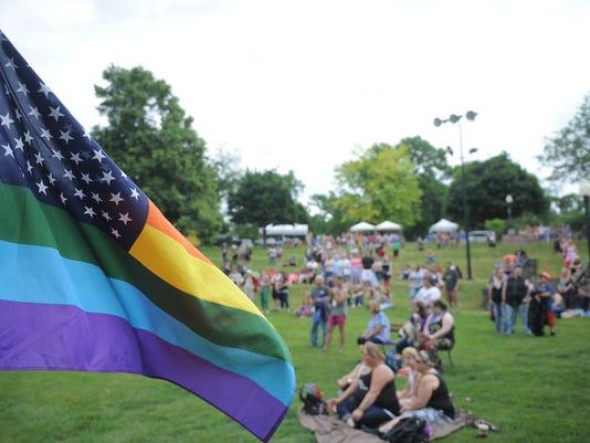 Pride in the Park festival