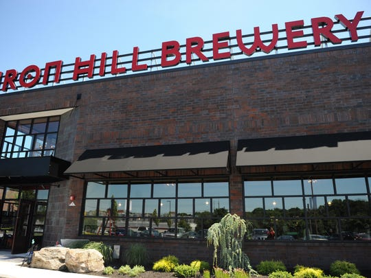 Iron Hill brewery celebrates Christmas in July with 12 Days of Giving to help The Starting Point and 11 other charities.