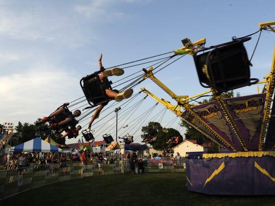 The Hartford Independent Fair kicks off on Sunday.