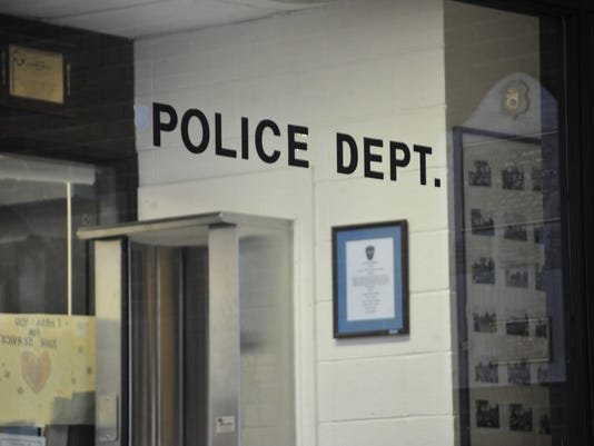 Bucyrus Police Department #filephoto