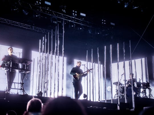 Alt-J will perform at the Murat Theatre on Oct. 21.