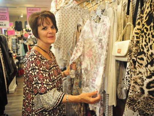 Sue Logsdon is closing her downtown shop, U Be Dazzled,