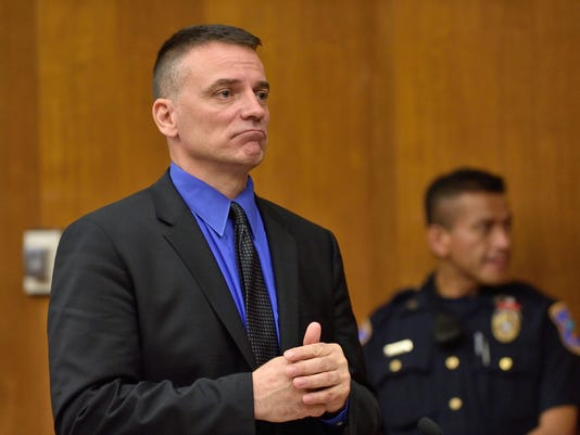 Former Glen Rock police officer sentenced