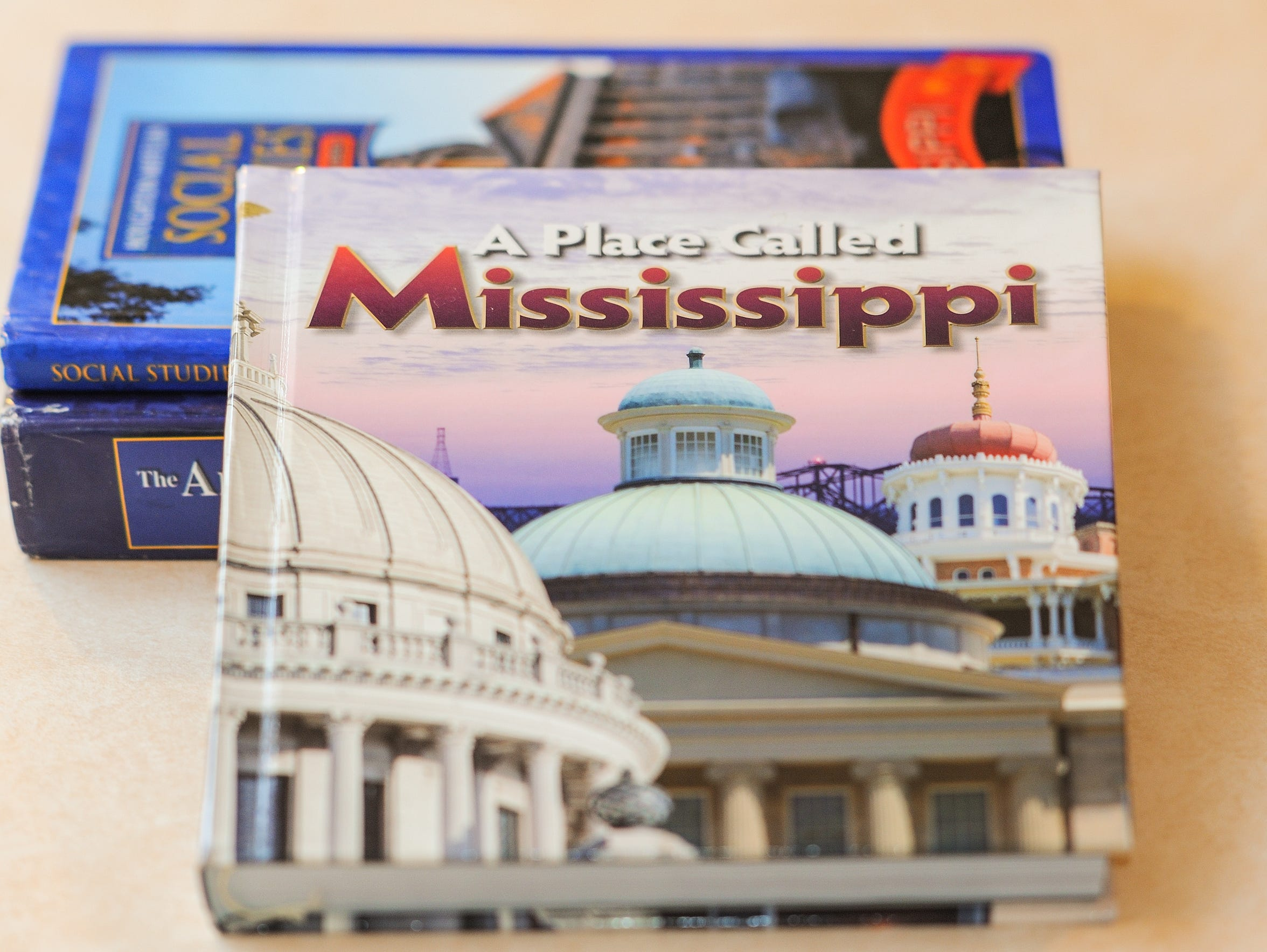 """David Sansing, author of """"A Place Called Mississippi,"""""""