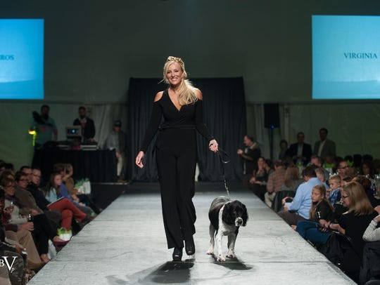 'Puppy Love' ' fashion show for Rochester Fashion Week