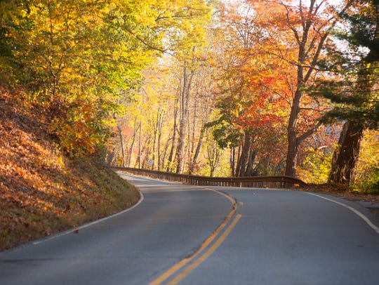 Take a driving tour through the scenic roads of Connecticut.