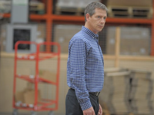 "In ""Una,"" Ray (Ben Mendelsohn) claims he fell in love"