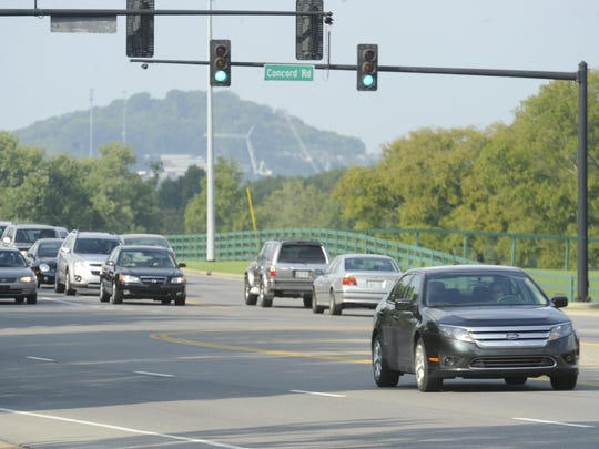 Brentwood's capital investment projects include the resurfacing of roads during the next six years.