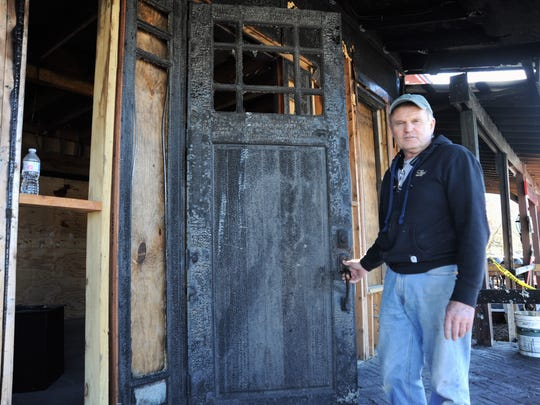 Bob Orr, 71, has owned and operated Black Mountain Stove & Chimney for over 35 years. He's been charged with five felonies for peeping using electronic devices.