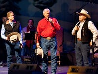 "Celebrate ""Cowboy Christmas"" with San Joaquin Junction at the Visalia Fox"