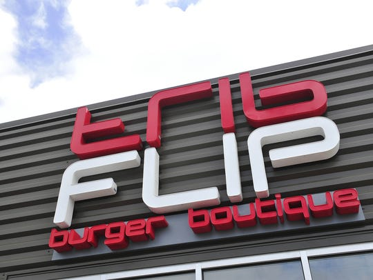 Flip Burger Boutique closed in 2017 with the owners