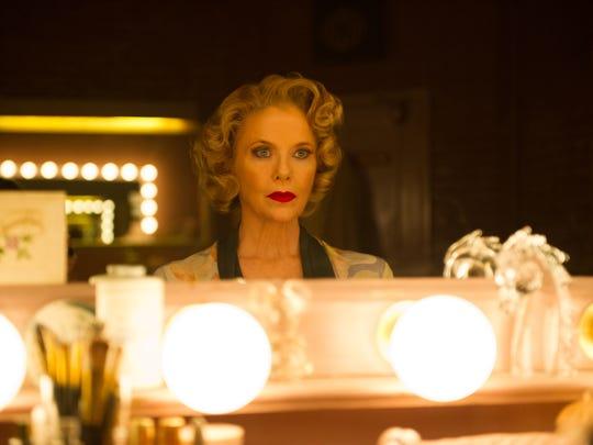 "Annette Bening plays Gloria Grahame in ""Film Stars"