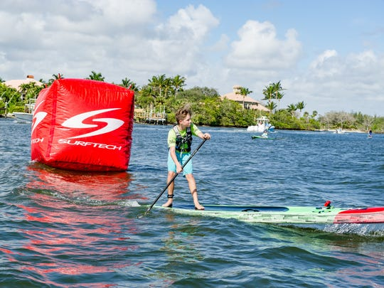 The youngest competitor, 15-year-old Dylan Geiger,