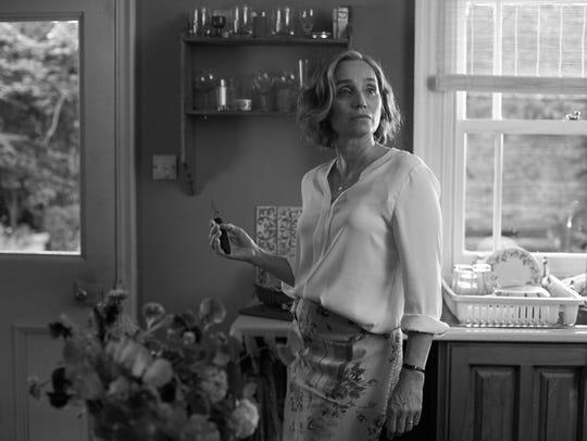 "Kristin Scott Thomas stars in ""The Party."""
