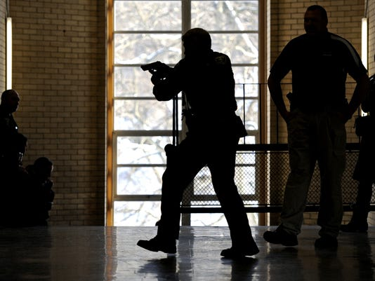 CGO 0307 ACTIVE SHOOTER TRAINING