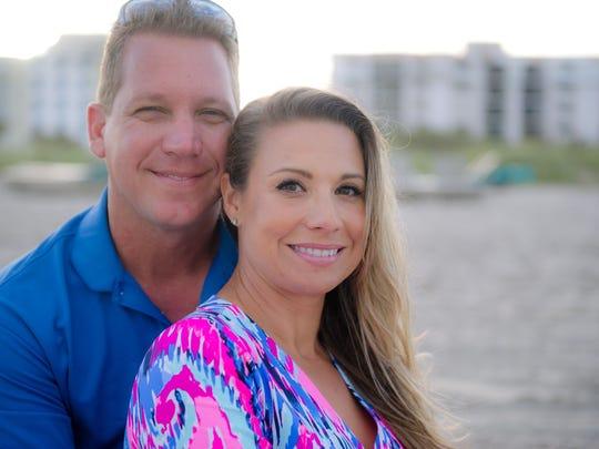 Brad and Jen Nolin