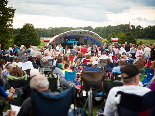 Symphony on the Prairie is more than doubling the number of outdoor concerts at Conner Prairie this year.