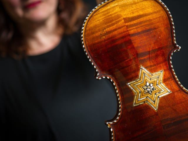 Violins of Hope a 'mausoleum of sound' for those killed in Holocaust
