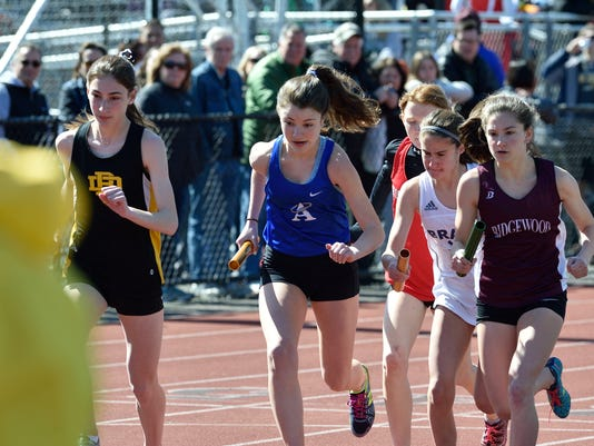 57th annual Jack Yockers Bergen County Relays