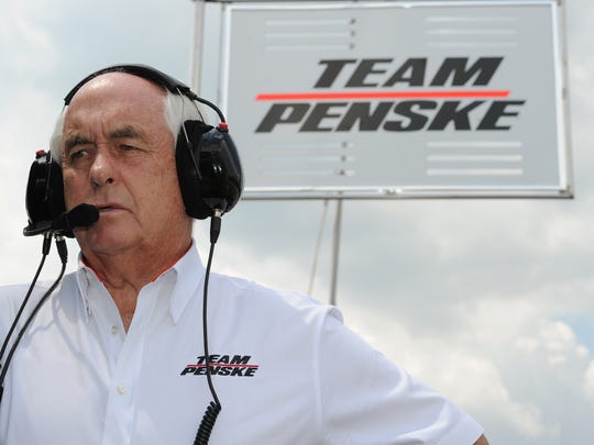 Racing icon Roger Penske will receive the Presidential Medal of Freedom on Thursday.